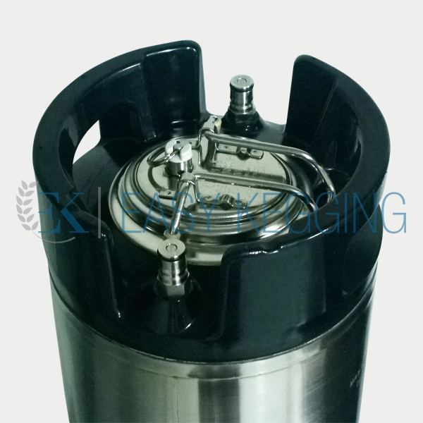 19 litre stainless steel cornelius beer keg. Black Bedroom Furniture Sets. Home Design Ideas